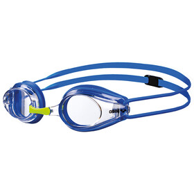 arena Tracks Goggles Kinderen, clear-blue-blue